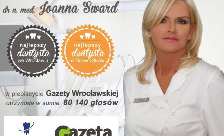 Blebiscyt gazety na najlepszego stomatologa