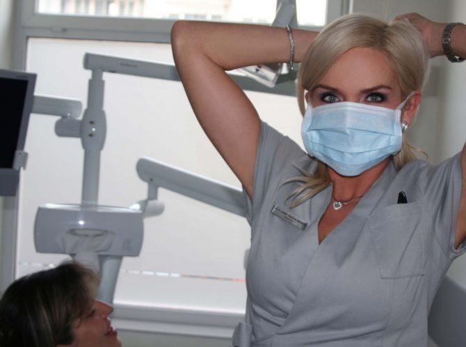 Joanna Sward - najlepszy dentysta we Wrocławiu wg Gazety Wrocławskiej