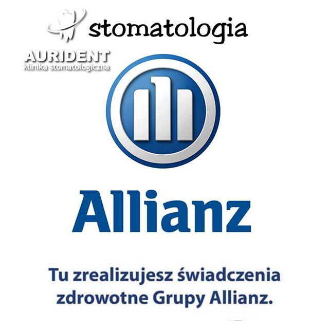 Allianz Opieka Zdrowotna - KLinika Dentystyczna Aurident Wrocław